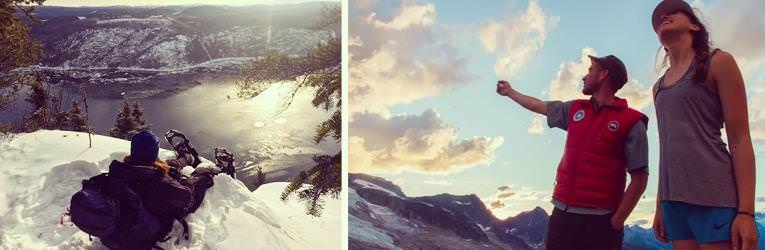 Five Canadian Parks For The BudgetConscious HI Canada Hostels - Best winter adventure parks canada