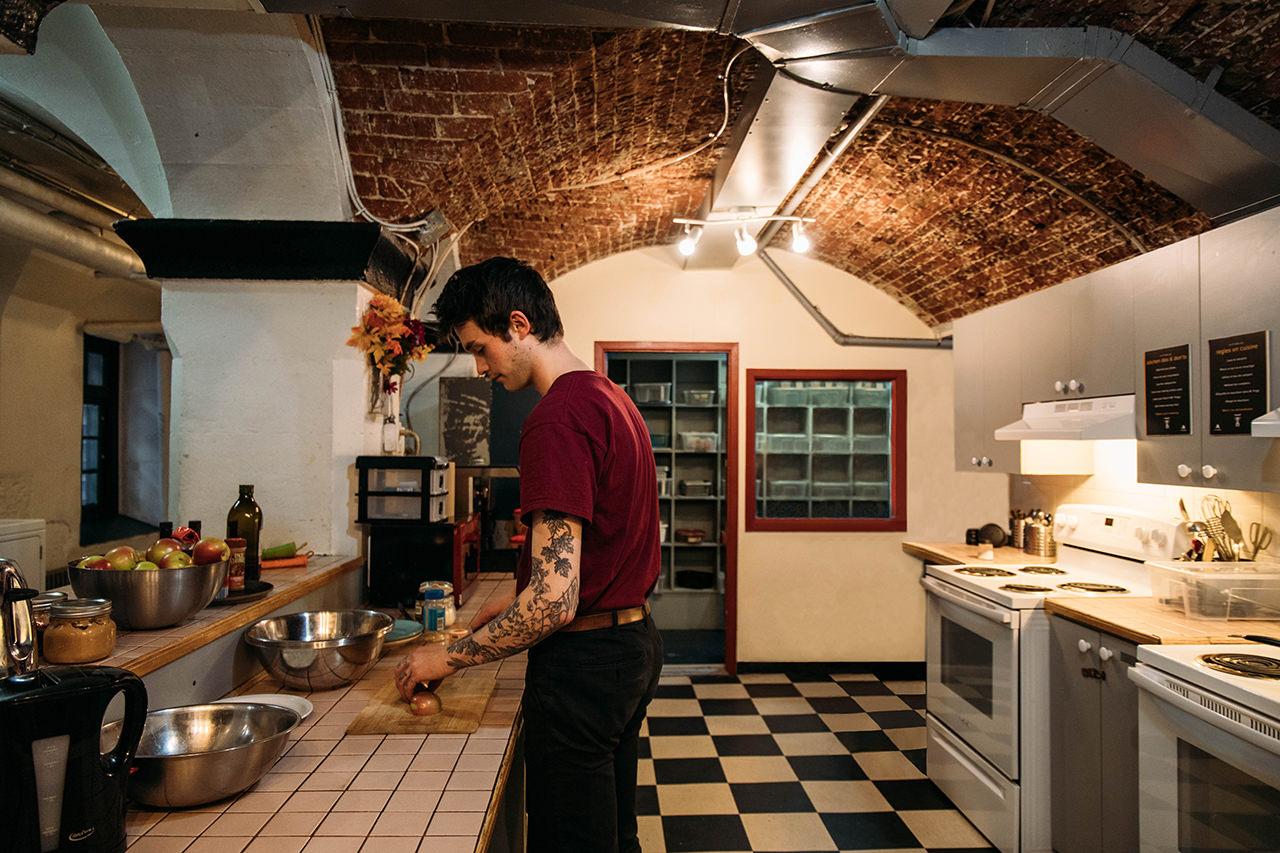 Hi Ottawa Jail Kitchen 2